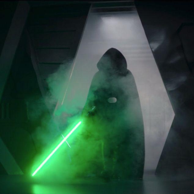 Luke Skywalker dans The Mandalorian