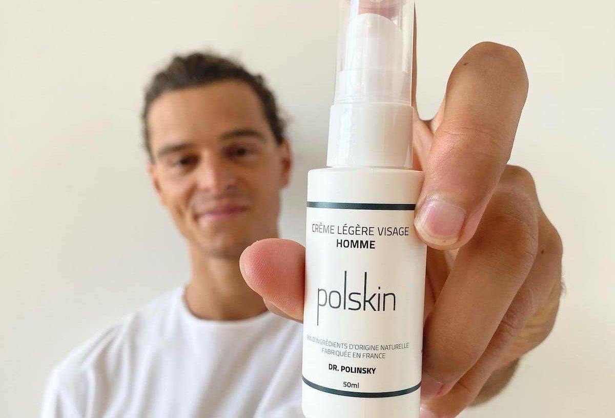 La crème POLSKIN : mon avis sur cette crème hydratante pour homme