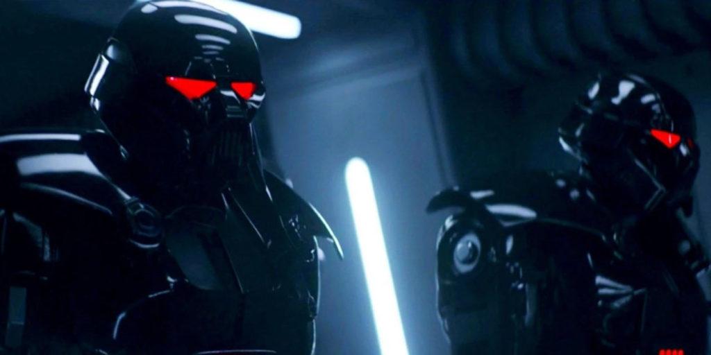 dark troopers mandalorian