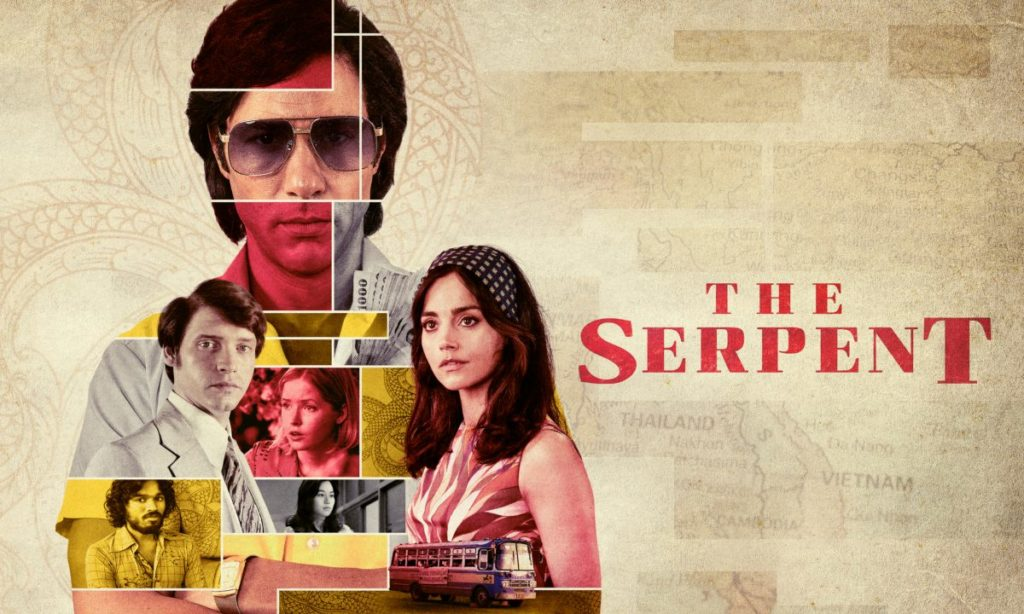 the serpent série BBC One Netflix