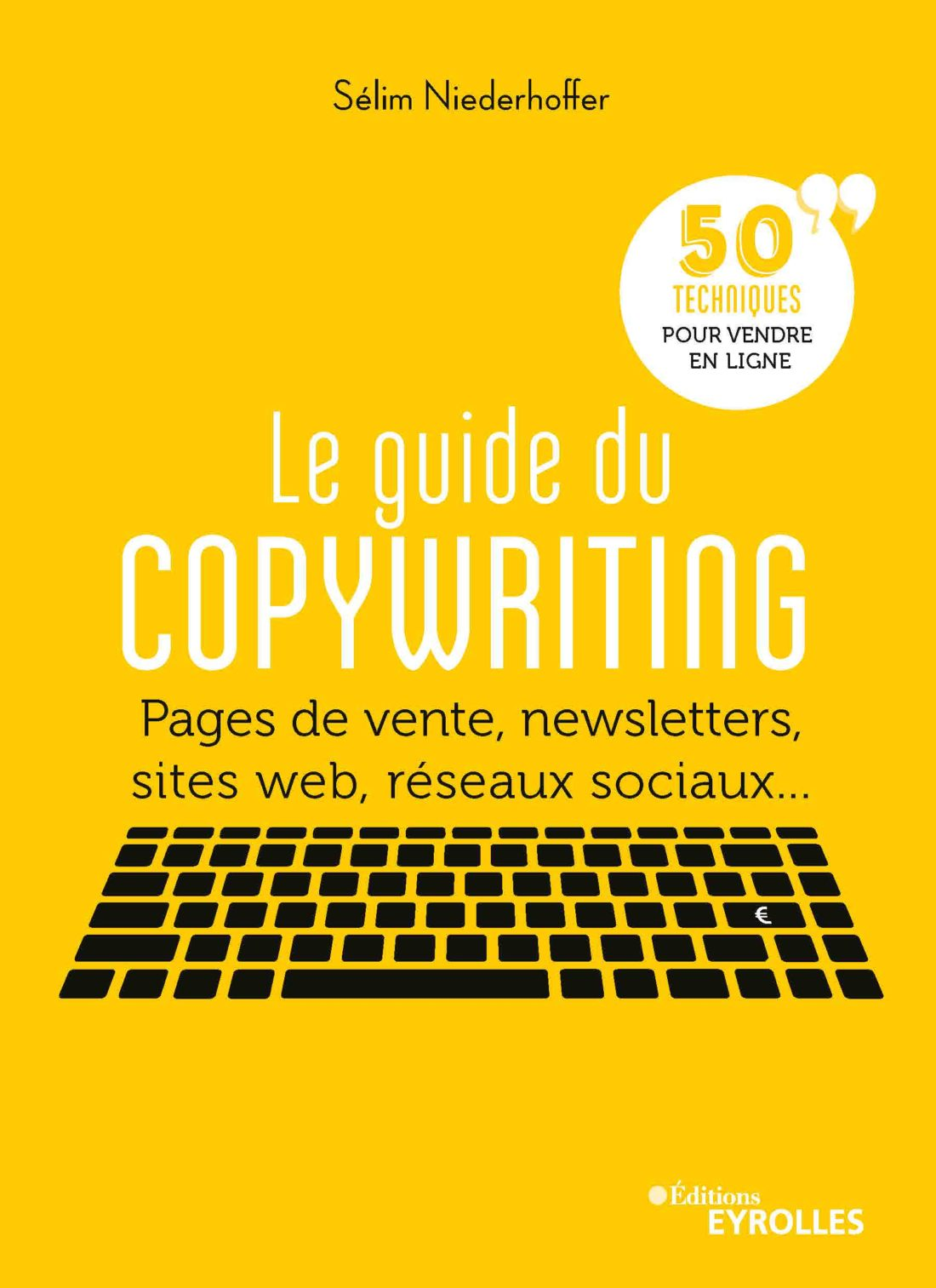 couverture du guide du copywriting