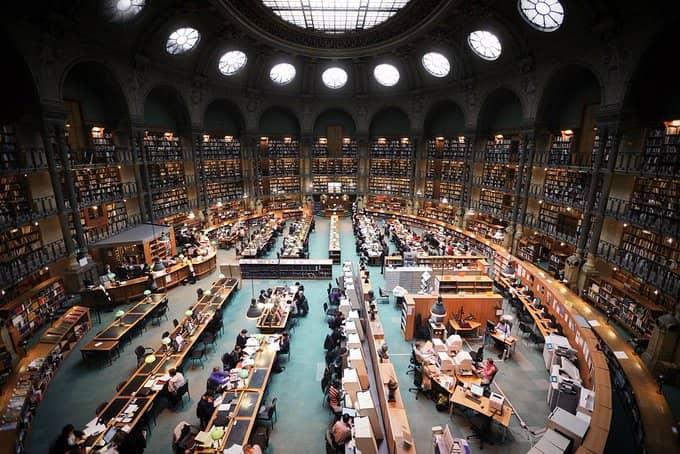 Bibliothèque-nationale-de-France