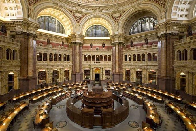 Bibliothèque-du-Congrès