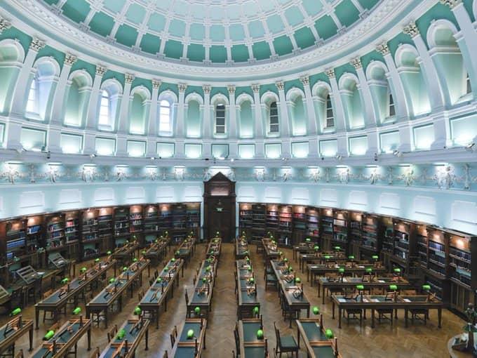 Bibliothèque-nationale-d'Irlande