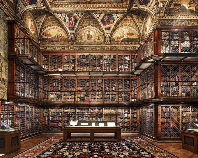 Morgan-Library-Etats-Unis
