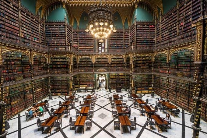 Cabinet-royal-portugais-de-lecture