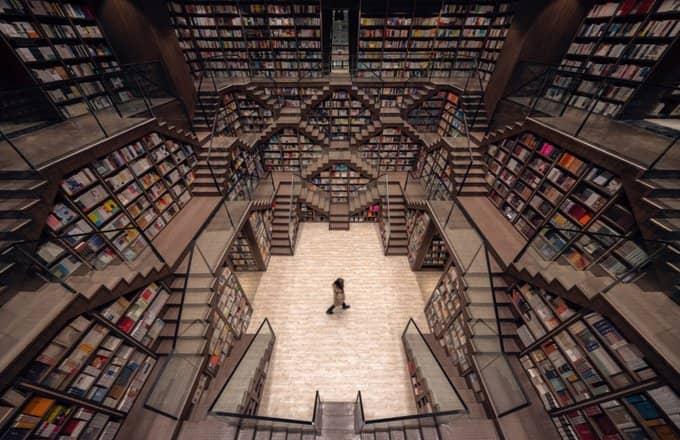 Zhongshuge-Bookstore