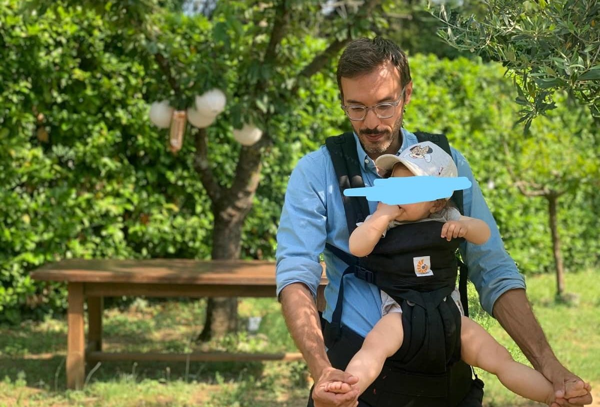 Porte-bébé Ergobaby : le porte-bébé que j'ai choisi ! (Mon avis)