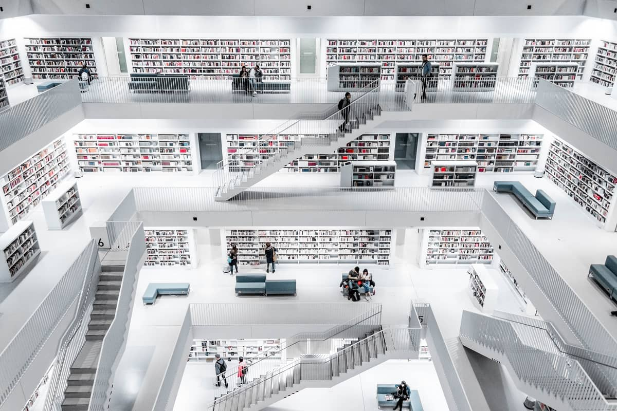 Les 20 plus belles bibliothèques et librairies du monde