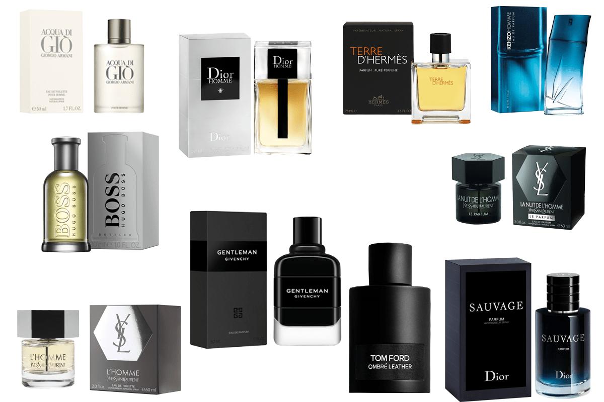 Les 10 parfums à offrir pour la fête des pères
