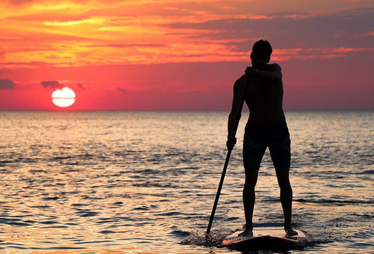 planche de paddle pour homme